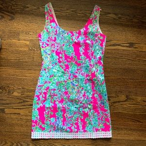 Beautiful Lilly Pulitzer shift dress